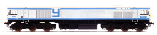 Class 59 Diesel Locomotive - Kenneth J Painter