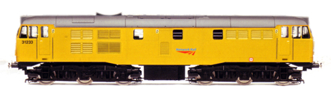 Class 31 Electric Locomotive