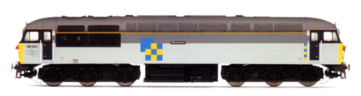 Class 56 Diesel Electric Locomotive - Merehead