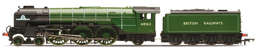 Peppercorn Class A1 Locomotive - Tornado