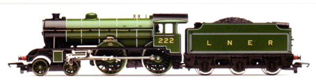 Class D49/1 Locomotive - The Berkeley