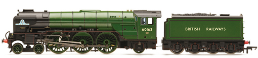 Peppercorn Class A1 Locomotive - Tornado - Special Edition