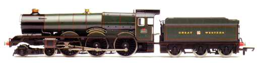 King Class Locomotive - King William IV - The Royal Mail Great British Railways Collection