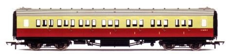 B.R. (Ex S.R.) Maunsell Composite Coach