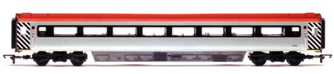 Virgin Charter Relief Mk3 Open Standard Coach