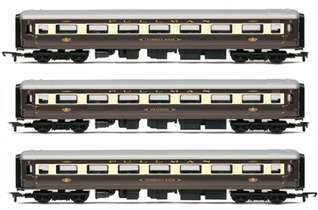 West Coast Railways Pullman Car Pack