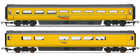 Network Rail Measurement Train Coach Pack