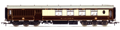 Pullman 12 Wheel 1st Class Brake Car No.95