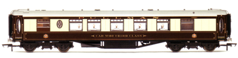 Pullman 3rd Class Kitchen Car No.60