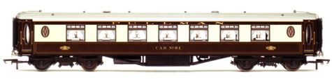 Pullman 2nd Class Parlour Car No.64