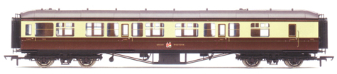 B.R. (G.W.R.) Hawksworth 1st/3rd Brake Coach