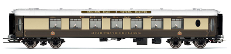 Brighton Belle Car Pullman Trailer 3rd