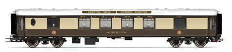 Brighton Belle Car Pullman Trailer 1st