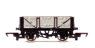 The Bold Venture Lime Co 4 Plank Open Wagon