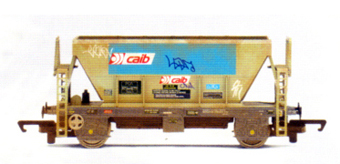 Caib PGA Hopper Wagon (Weathered)