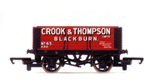 Crook & Thompson 6 Plank Wagon