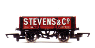 Stevens & Co 4 Plank Wagon