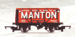 Manton End Tipping Wagon