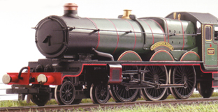 Castle Class Locomotive - Kenilworth Castle (DCC)