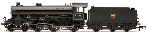 Thompson B1 Antelope Class Locomotive