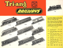 Tri-ang Railways - Australian Edition 1958
