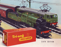 Tri-ang Railways Sixth Edition
