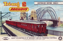 Tri-ang Railways - Australian Edition 1960/61