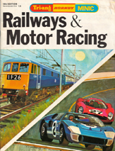 Tri-ang Hornby Minic - Railways & Motor Racing