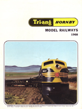 Tri-ang Hornby Australian Model Railways 1968