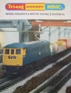 Tri-ang Hornby Minic - Model Railways & Motor Racing - Edition 15