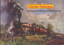 Hornby Railways - OO Gauge Scale Model Catalogue:Edition 20