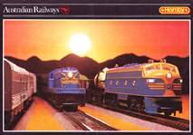 Hornby Railways Australian Railways 1976
