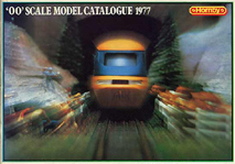 Hornby OO Scale Model Catalogue 1977