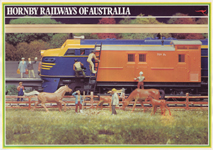 Hornby Railways Of Australia 1977