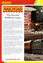 Hornby Railroad Pages - Hornby Catalogue - Edition Fifty-Five 2009