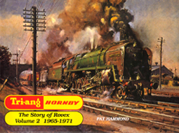 Tri-ang Hornby - The Story of Rovex Volume 2 1965-1971