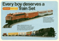 Hornby Railways - Every boy deserves a Train Set - Australia