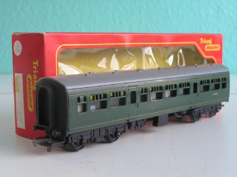 Railcar Centre Coach Boxed