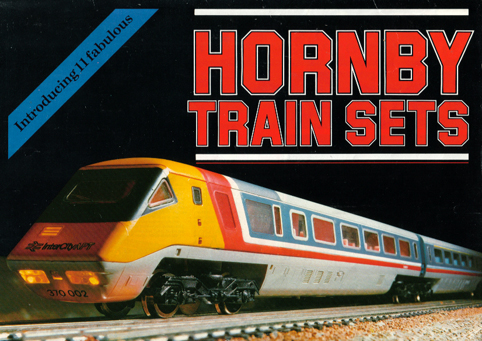 1981 Train Sets Poster Picture