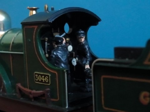 GWR 3046 Lord Of The Isles 2