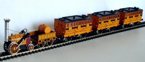 Stephenson's Rocket Set