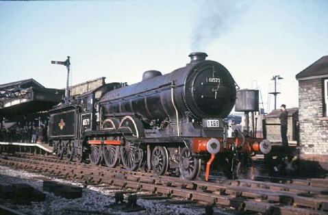Class B12 British Railways 61572