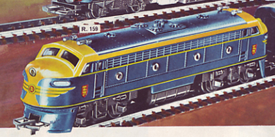 Info From Hornby Book Of Trains 1971