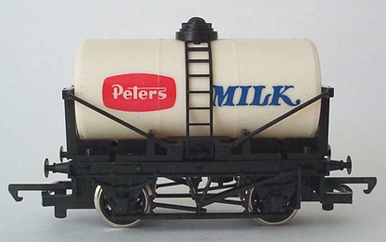 Great Photo - Peters Milk Wagon