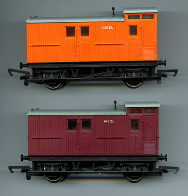 Z Brake Van Images